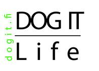 Dog It Life Logo 2017 lime
